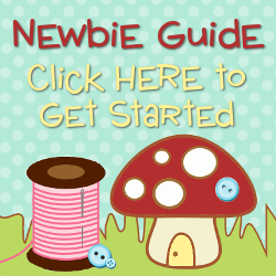 Newbie guide to sewing felt plushies